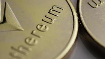 colpo rotante di ethereum bitcoin (criptovaluta digitale) - bitcoin ethereum 0013
