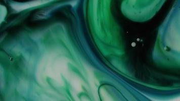 Fondo de movimiento abstracto fluido (no se utiliza cgi) - líquido abstracto 039 video