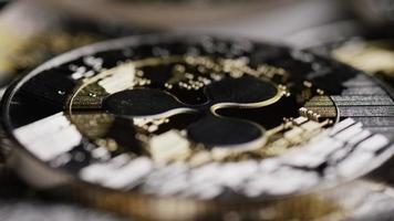 colpo rotante di ripple bitcoin (criptovaluta digitale) - bitcoin ripple 0059