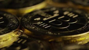 Tir rotatif de bitcoins (crypto-monnaie numérique) - bitcoin 0329