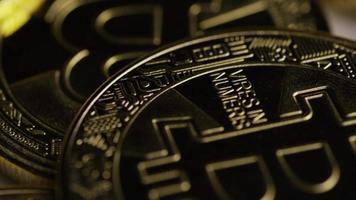 colpo rotante di bitcoin (criptovaluta digitale) - bitcoin 0402