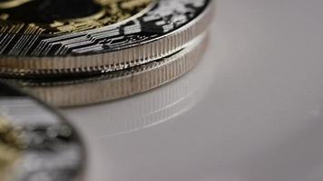 colpo rotante di bitcoin (criptovaluta digitale) - ripple bitcoin 0081
