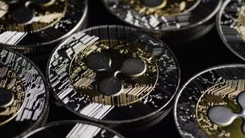 tiro giratório de bitcoins (criptomoeda digital) - ondulação de bitcoin 0093