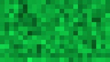 fundo verde de pixel