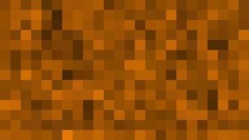 fundo laranja de pixel