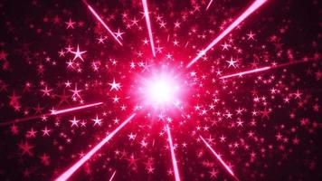 ciclo di sfondo stelle vacanza festiva