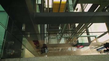 mecanismo de elevador video