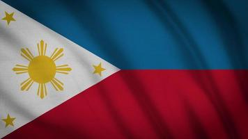 drapeau philippin video