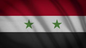 Syrien Flagge