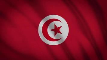 drapeau tunisie video