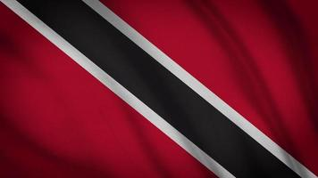 drapeau trinidad et tobago video
