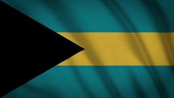 drapeau des bahamas video