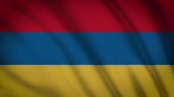 Armania Flag