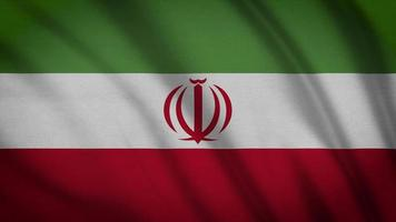 bandeira do iran