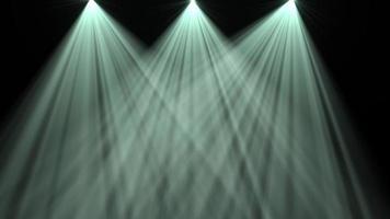 modo de mistura de luz de fundo do palco para projetar video