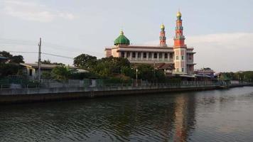 mesquita yam i ya tun muslimin (surao daeng) em bangkok, Tailândia