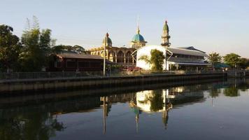 Mesquita Darul Muttakin em Banguecoque, Tailândia