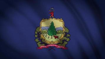 bandeira do estado de vermont