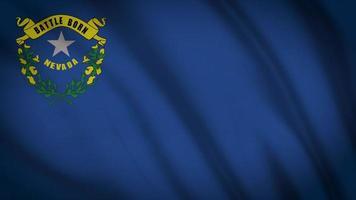 bandeira do estado de nevada