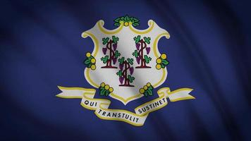 bandeira do estado de Connecticut