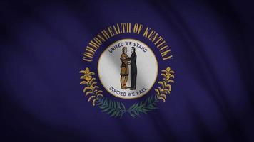 bandera del estado de kentucky