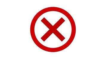 Fehler falsche Markierungssymbolanimation video