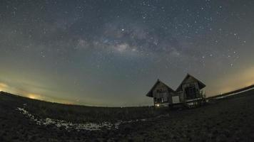 die Bewegung der Milchstraße video