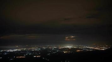 Blitz über Phu Tubberk, Phetchabun, Thailand