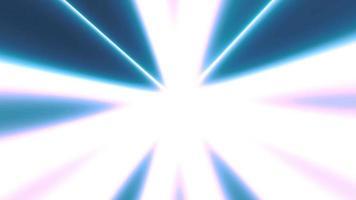 abstrakter Hintergrund des leuchtenden Lichtübergangs video