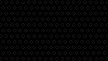 variación de formas patrones negro