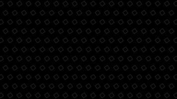 patrones cuadrados negro