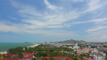 ville de huan hin, thaïlande