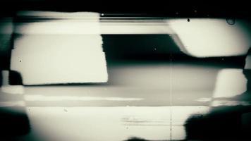 film fx1050 - sfarfallio e flash dei fotogrammi leader del film