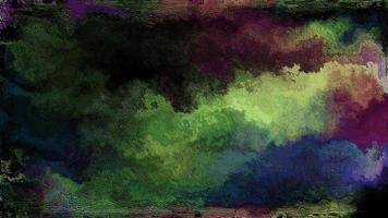 lazo de fondo de pared de cemento colorido video
