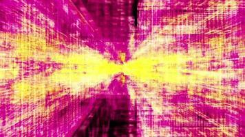 Los formularios de datos abstractos parpadean y cambian video