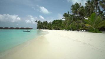 Maldives Island Beach video