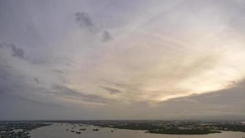 de chao phraya-rivier video