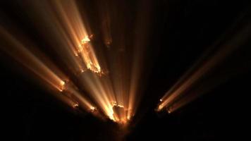 abstracte energie lichte achtergrond lus
