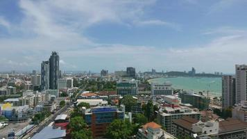 ville de pattaya en thaïlande video