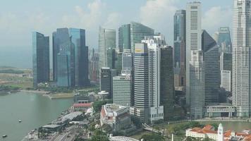 edificios corporativos en singapur