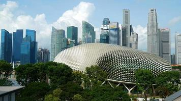 arquitetura em cingapura
