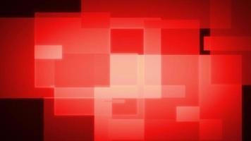Abstract Background With Geometric Shapes Seamless Looping video