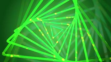 Triangle VJ Background Loop