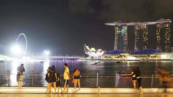 singapore - arquitetura na cidade de singapore