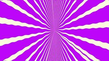 espiral hipnótica abstrata video