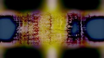 futuristische Technologiedatenübertragung video
