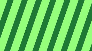 grünes Quadrat gleitende Animation