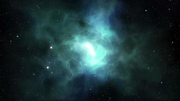 loop de fundo do espaço profundo video