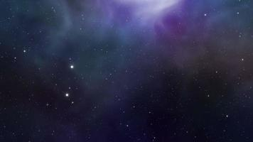 Sci-Fi Deep Space Hintergrundschleife video