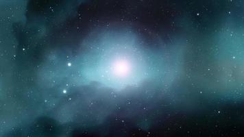Deep Space Hintergrundschleife video